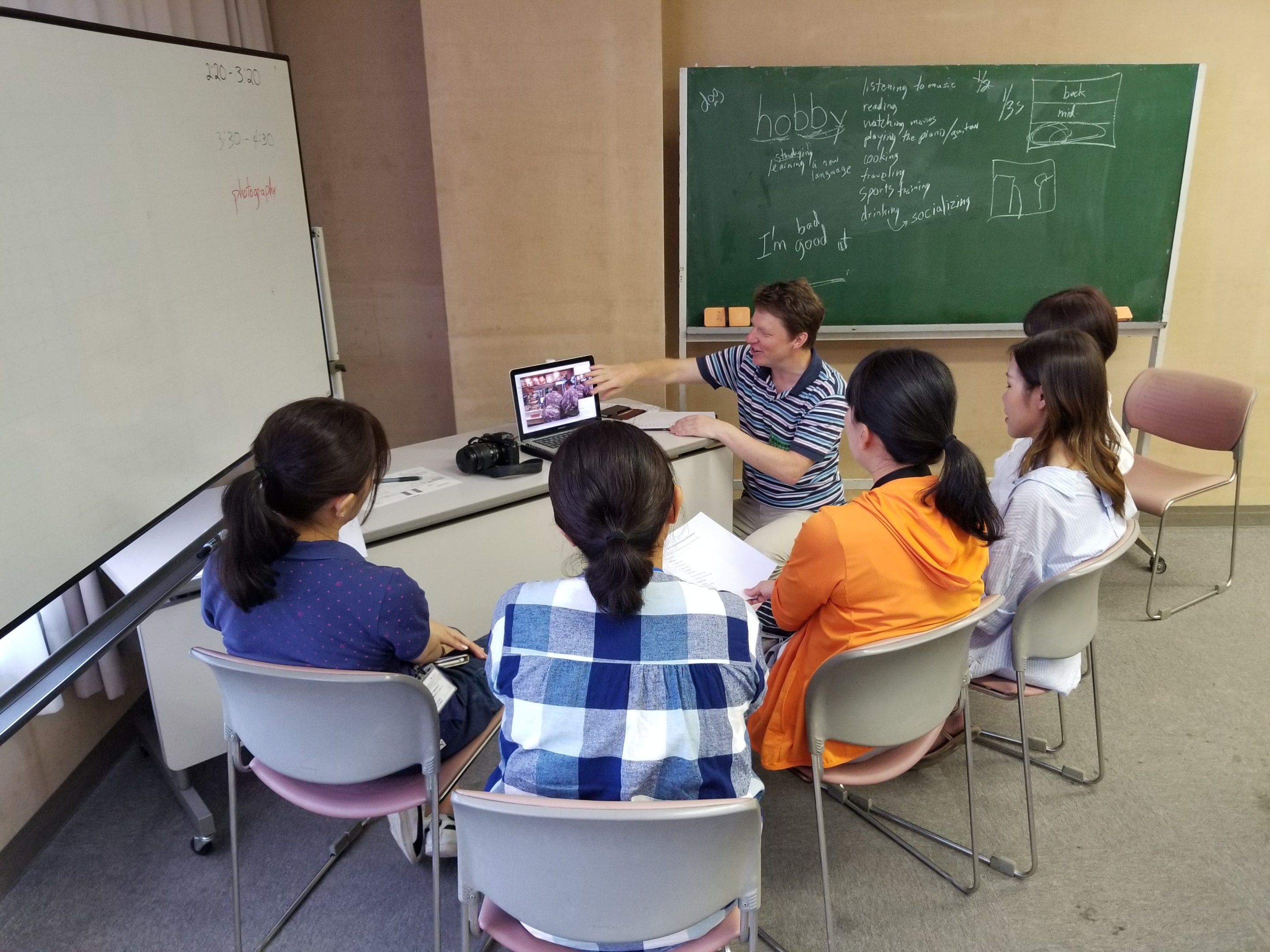 (地域連携)Teachers English Camp