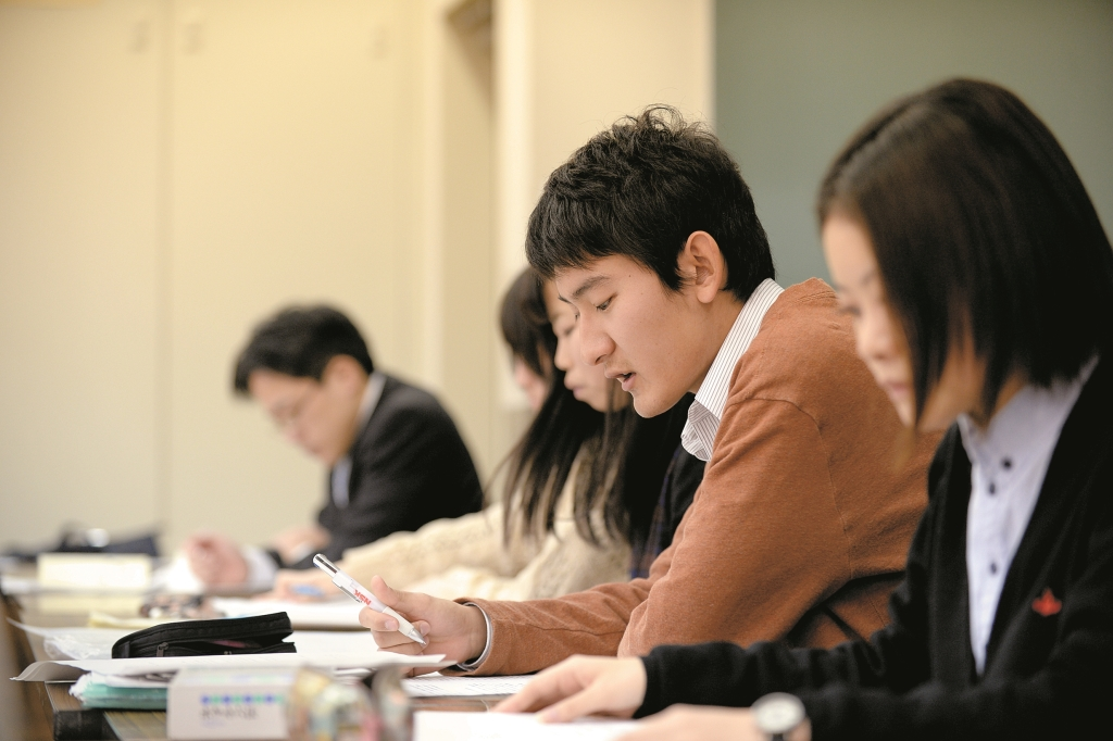 学院 大学 法学部 関西