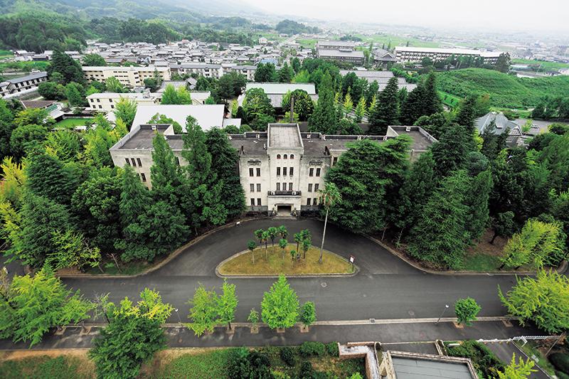 天理大学 本学の特色|大学ポートレート