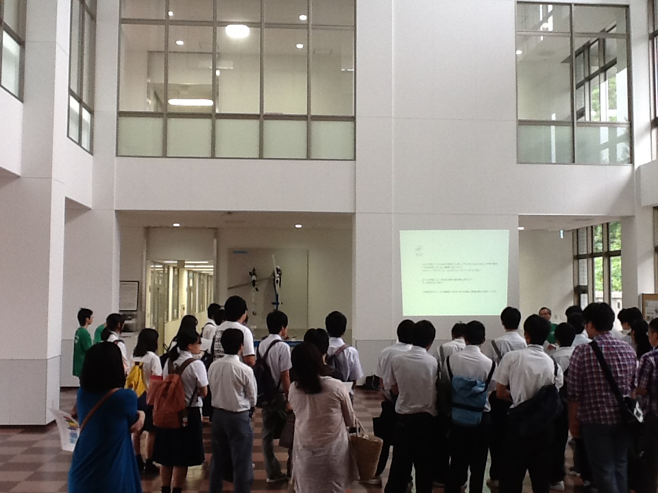 福山大学 工学部 様々な取組|大学ポートレート